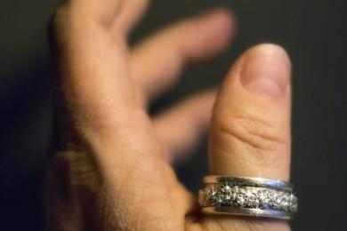 spinner thumb ring